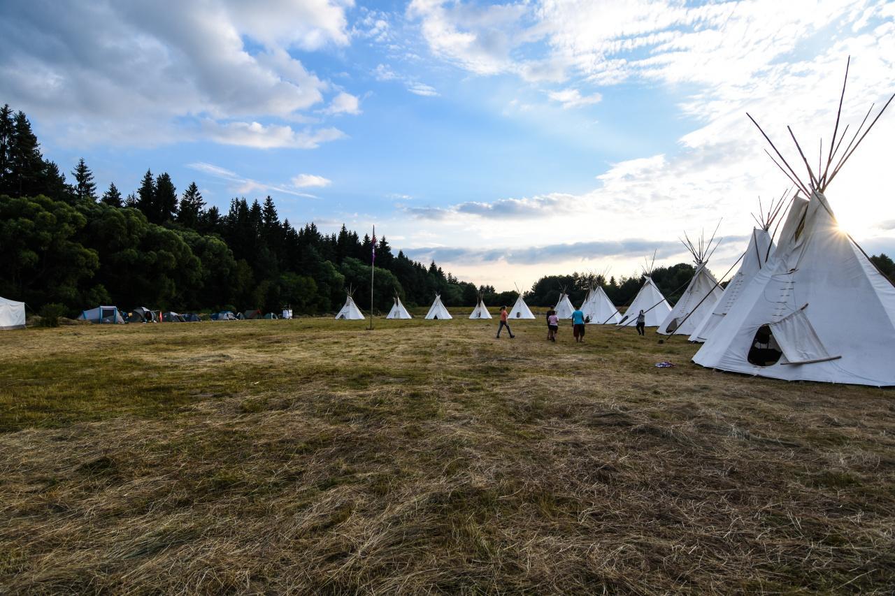 Letný tábor Vavrišovo 2019