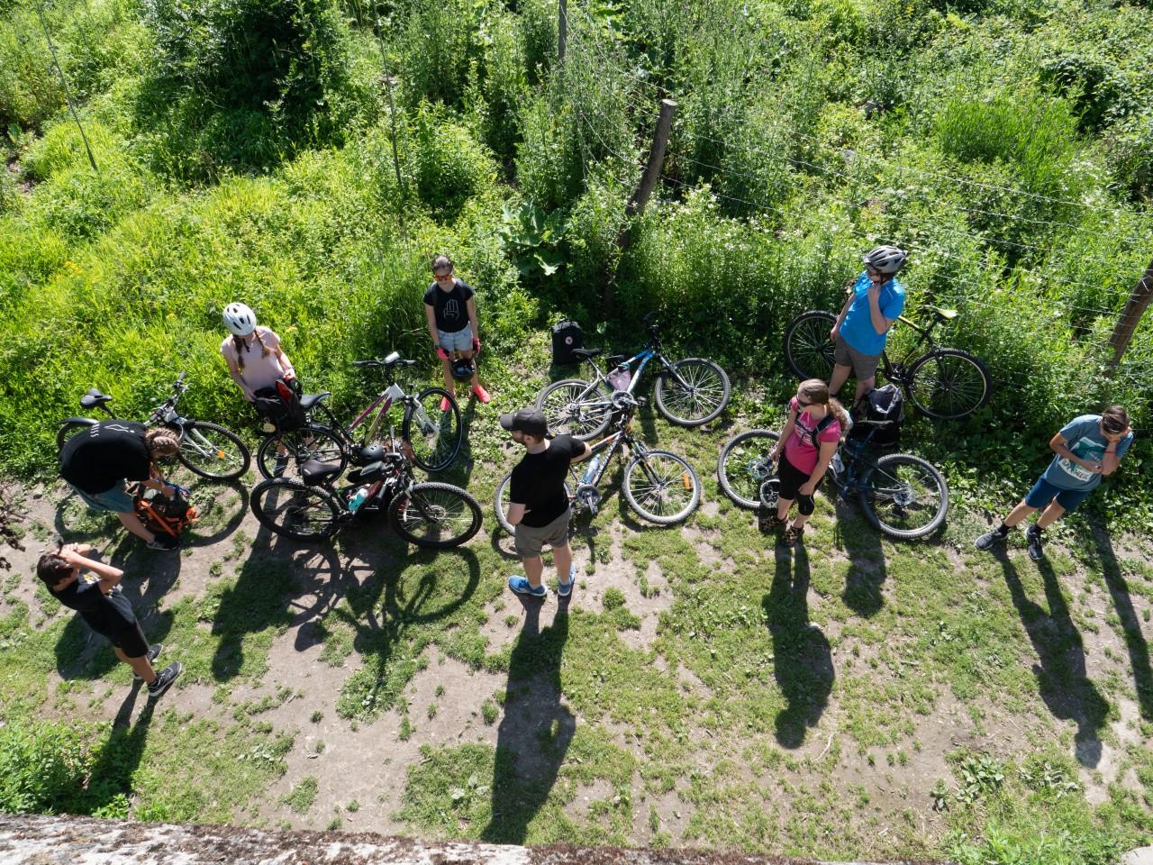 Roversko - skautský cyklovýlet
