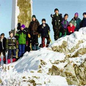 Trojdňovka do Sološnice (7.-9.12.2001)