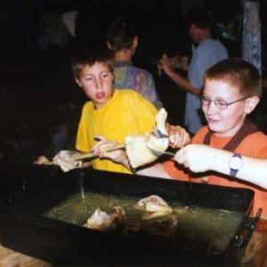 Letný tábor Východná 2002 (29.7.-19.8.2002)
