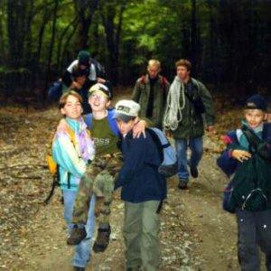 Výprava za pokladom (21.9.2002)
