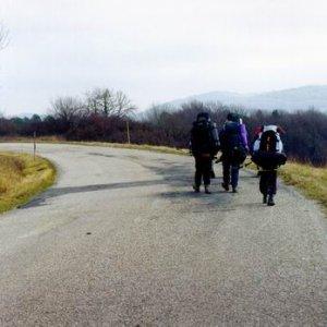 Výprava na Bukovec (22. až 24.11.2002)