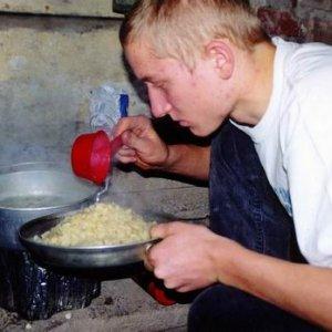 Výprava do Štiavnice (6. až 8.12.2002)