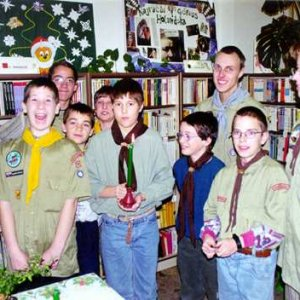 Vianoce a Betlehemské svetlo (19.-23.12.2001)