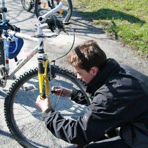 Cyklovýprava do Karpát (15.4.2006)