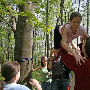 Veselý výlet do Karpát (22.4.2006)