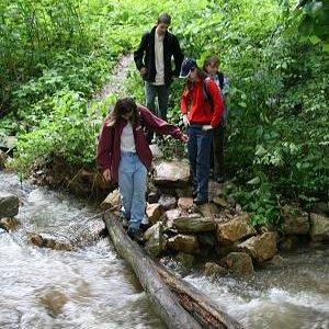 3.6.2006  12:43 / Potoky boli plné vody po nočnom daždi