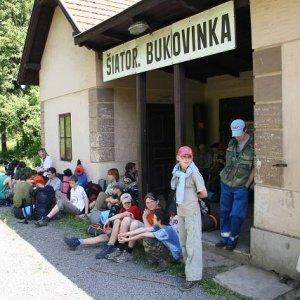 Výprava do Lučenca a Cerovej vrchoviny (16.-18.06.2006)