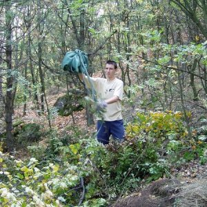 Trojdňovka na Čachtice (29.9.-1.10.2006)