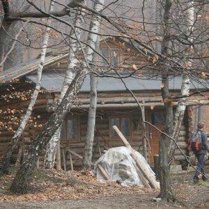 Výlet nad Pernek (19.11.2006)