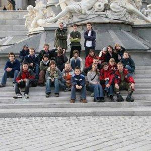 Návšteva skautov z Poľska (24.-26.11.2006)
