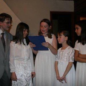 Zborové Vianoce 2006 (15.-17.12.2006)