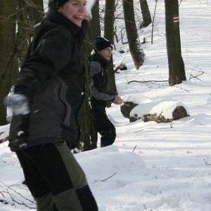 Zimný výlet do Karpát (21.1.2007)