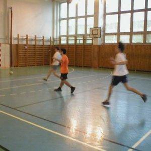 Futbalový turnaj (10.2.2007)