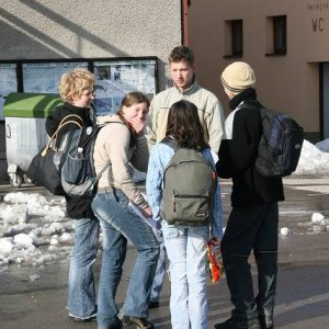 Zimný tábor Paráč 2007 (3.-10.03.2007)