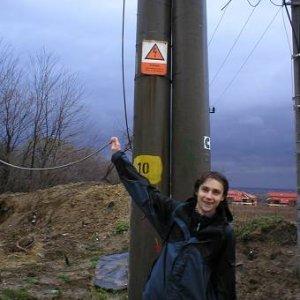 24.3.2007  17:09, autor: Amigo / Nedotýkajte sa drôtov, ani na zem spadnutých