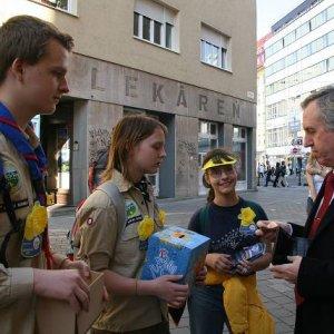 Deň narcisov 2007 (13.4.2007)