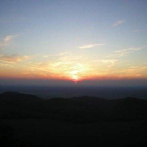 30.4.2007  19:58, autor: Amigo / Západ slnka z Ostrého Kameňa