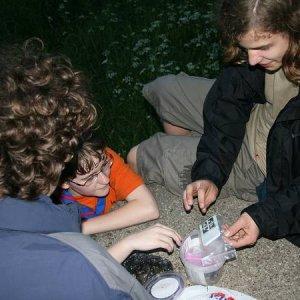 Výprava na lazy (1.-3.6.2007)