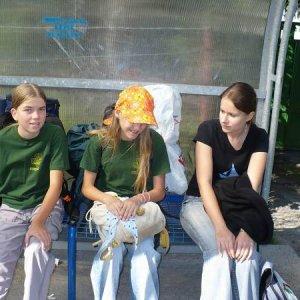30.6.2007  9:05, autor: Amigo / Prišli aj včielky (Japonka, Domča, Bonita)