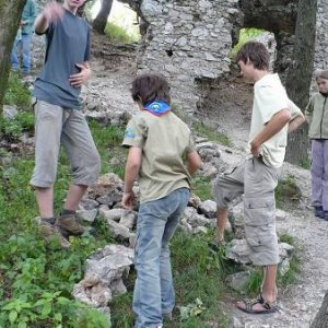 30.6.2007  12:32, autor: Amigo / Alanečko riadi výstavbu...