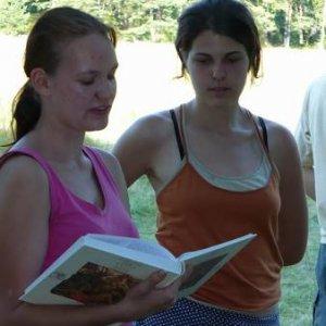 17.7.2007  17:33, autor: Amigo / Príprava scenáru na divadlo