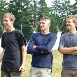 21.7.2007  9:28, autor: Amigo / Traja mušketieri