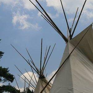 22.7.2007  12:31, autor: Teoretik / Krása indiánskeho týpí