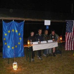25.7.2007  23:59, autor: Amigo / Tlačová konferencia, priamy prenos z nočného Sarajeva