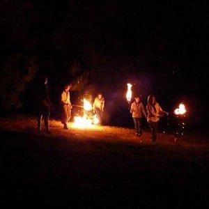 27.7.2007  21:59, autor: Amigo / Zapaľovanie posledného ohňa