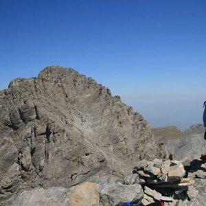 25.8.2007  12:25, autor: Teoretik / Posledný pohľad na zdolaný vrchol