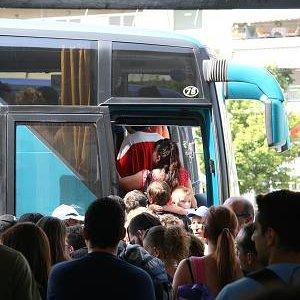 26.8.2007  14:38, autor: Teoretik / Kvôli požiarom na trati je treba ísť náhradnými autobusmi