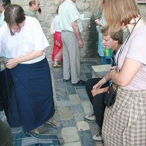 28.8.2007  9:06, autor: Teoretik / Ženy si musia obliecť sukne