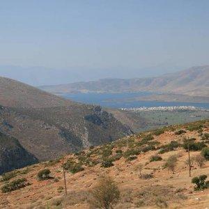 29.8.2007  10:36, autor: Teoretik / Pohľad na jednu zo zátok Korintského zálivu