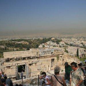 31.8.2007  10:12, autor: Teoretik / Hor sa na Akropolu