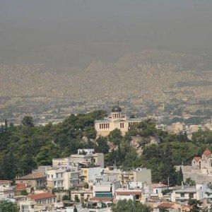 31.8.2007  10:12, autor: Teoretik / Atény v pálivom predpoludňajšom slnku