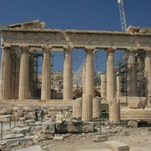 31.8.2007  11:11, autor: Teoretik / Monumentálny Parteón na vrchole Akropoly