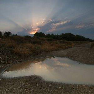 2.9.2007  18:23, autor: Teoretik / Slnko sa rýchlo sklonilo k obzoru