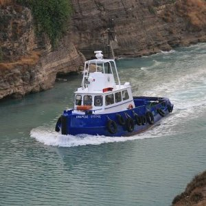 2.9.2007  18:25, autor: Teoretik / Korintský prieplav