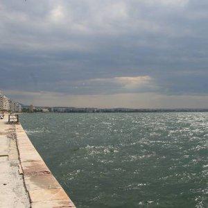 5.9.2007  12:42, autor: Teoretik / Nábrežie v Thessalonikách