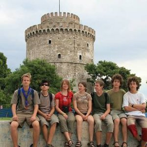 5.9.2007  13:07, autor: Teoretik / Pod Bielou vežou, ktorá je symbolom mesta