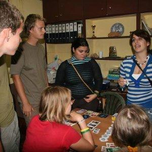 5.9.2007  22:40, autor: Teoretik / Milí hostitelia napravili našu mienku o gréckych skautoch