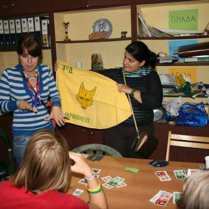 5.9.2007  22:42, autor: Teoretik / Vlajka vĺčat
