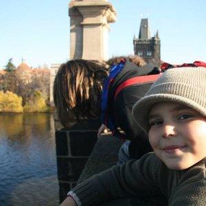 1.11.2007  13:28, autor: Teoretik / Na Karlovom moste