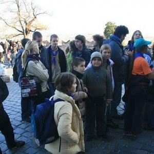 1.11.2007  15:04, autor: Teoretik / Pred vstupom do hradu