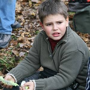 2.11.2007  14:42, autor: Teoretik / Ivov prvý jesenný tábor