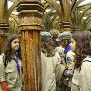 3.11.2007  14:38, autor: Teoretik / Zrkadlové bludisko na Petříne