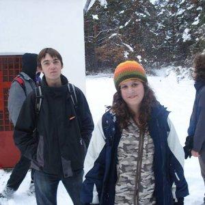 17.11.2007  10:18, autor: MartinKa / pauzička pri kaplnke