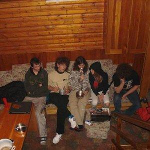 """17.11.2007  16:46, autor: MartinKa / Sledovanie filmu: """"Princezna Monoke"""""""