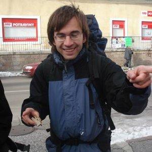 18.11.2007  11:57, autor: MartinKa / Citrón vysvetľuje, že on za fľak od šlahačky na bunde nemôže